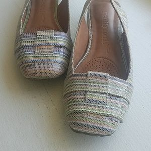 Gentle souls shoes